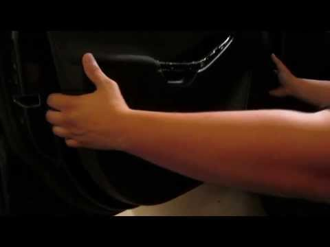 How To: 2012+ Ford Focus Front Door panel removal(SE.ST.Titanium)