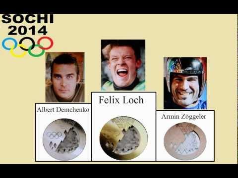Erstes Olympia Gold für Deutschland , Felix Loch
