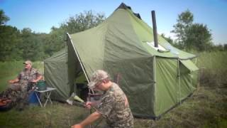 Guide Gear Ultimate Outfitter Tent 12' x 12'