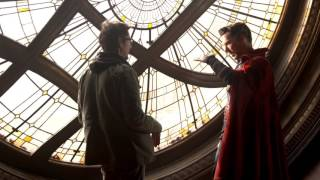 Marvel Studios Doctor Strange | Casting Benedict | Available on DVD and Digital