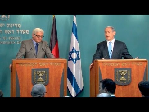 Germany's Steinmeier reiterates commitment to a two state solution;  Reuters
