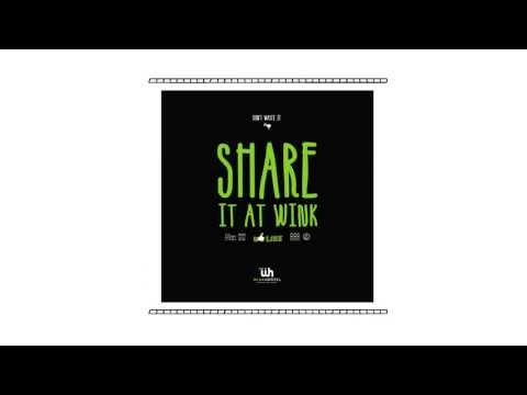 Don t Waste It - Share It at Wink