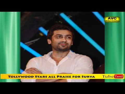 Tollywood Stars all praise for Surya