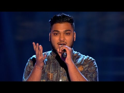 Harris Hameed Performs 'apologize' - The Voice Uk 2015: Blind Auditions 5 - Bbc One video