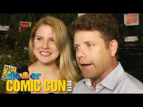 Sean Astin Talks TMNT, Zombies & Star Wars - 2013 Comic Con