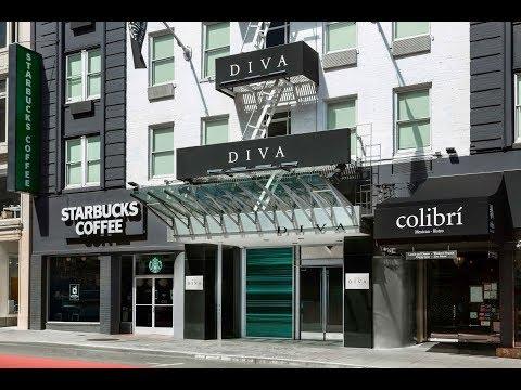 San Fransisco Hotel Diva