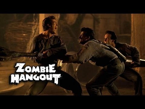Army Of Darkness - Zombie Clips 6/10 Little Clones (1992) Zombie Hangout