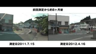 霊山町 環境放射線モニタリング比較調査