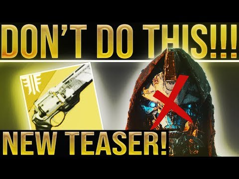 Destiny 2 Forsaken. LOOK WHO'S BACK!! (Please Bungie Don't Do This to Us......) thumbnail