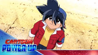 Episode 151 - Beyblade Shogun Steel|FULL EPISODE|CARTOON POWER UP