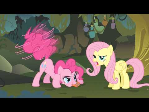 What Pinkie's Song Actually Sounded Like (WARNING: EXCESSIVE FLUTTERCUSSING)
