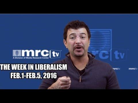 THE WEEK IN LIBERALISM FEB.1 - FEB. 5, 2016
