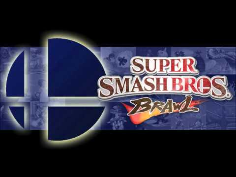 Super Smash Bros Brawl -Main Menu Theme- (ALL Music) (In HD)