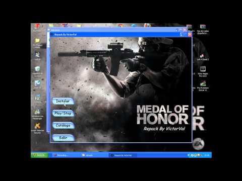 Descargar Medal of Honor Limited Edition Full Español Pc..wmv