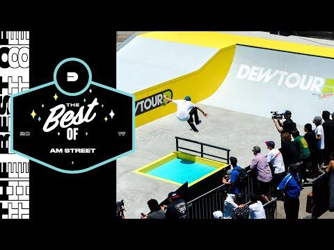 Best of Am Street   Dew Tour Long Beach 2017