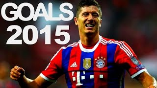 Robert Lewandowski - Amazing Goal Show 2014/2015 | HD