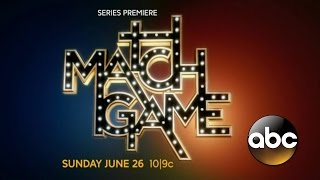 Match Game on ABC Promo 1 - Sundays at 10|9c