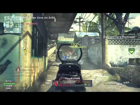 Best of Pamaj - MW3 Montage