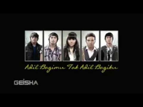 download lagu Geisha - Adil Bagimu Tak Adil Bagiku - Lyric gratis