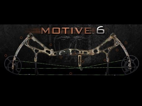 2013 Bow Review: Bear Archery Motive 6
