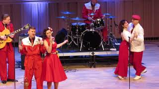 Nothing's Too Good for My Baby | The Jive Aces at Adelphi