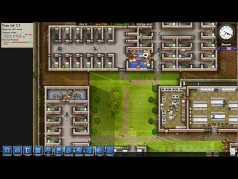 Prison Architect Alpha 8