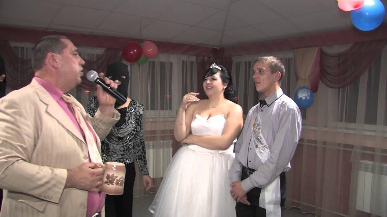 Конкурс для жениха и кража невесты