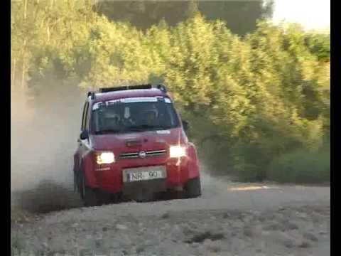 Jakrins/priede Rally Madona