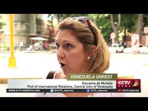 OAS seeks emergency meeting over unrest in Venezuela