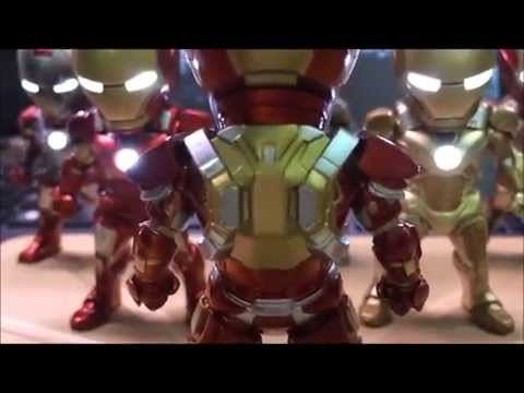 Kidslogic Iron man 3 Sci-Fi Series 3