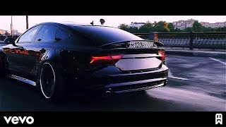 NVTE - Lovell [Bass Boosted] Audi A7 Showtime