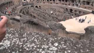Das Colloseun in Rom