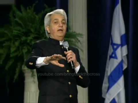Benny Hinn - Not By Might Nor By Power video