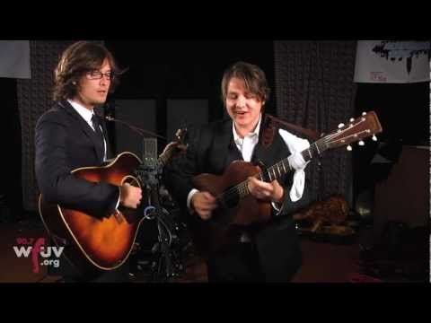 The Milk Carton Kids - &quot;Honey, Honey&quot; (Live at WFUV)