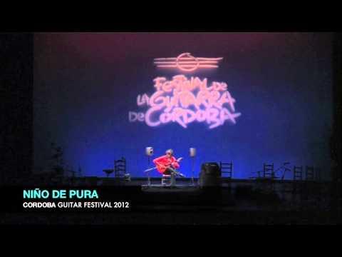 NIÑO DE PURA.Cordoba Guitar Festival 2012