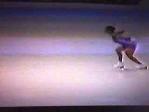 1991 Nancy Kerrigan - Worlds SP