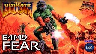Ultimate Doom (100%) Guía UV: E4M9: Fear  [60 FPS]