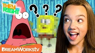 SPONGEBOB Used to Look Like THIS?!? | WHAT THEY GOT RIGHT