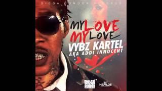 Watch Vybz Kartel My Love try Love video