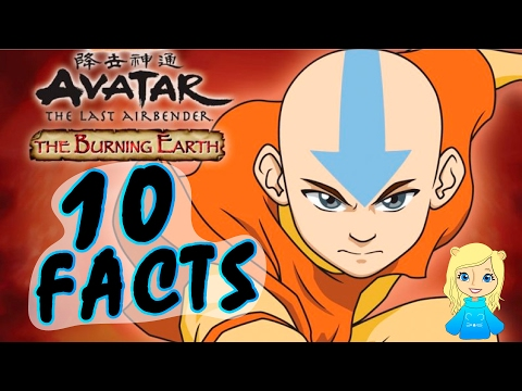 Аватар: Легенда об Аанге | Интересные факты о мультсериале Аватар: Легенда об Аанге | Movie Mouse