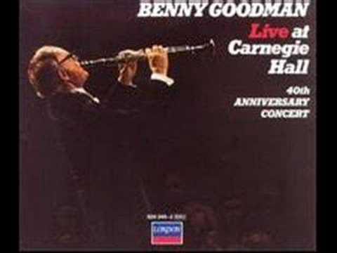 Benny Goodman - Please Don't Talk About Me When I'm Gone