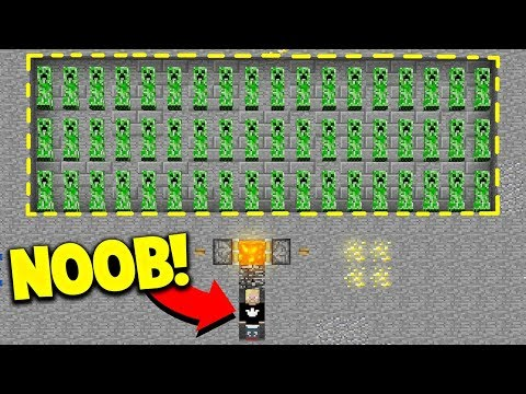 Minecraft: DEU CERTO O TROLL DO CREEPER INFITINO? | Afreim [ TrollCraft ] thumbnail