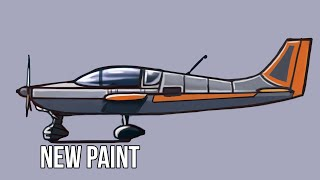 Best Paint Scheme For The Sling TSi. What Color Should I Paint My New Plane?
