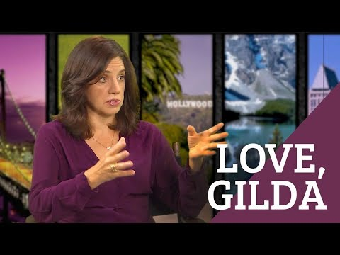 Love, Gilda Director Lisa D'Apolito