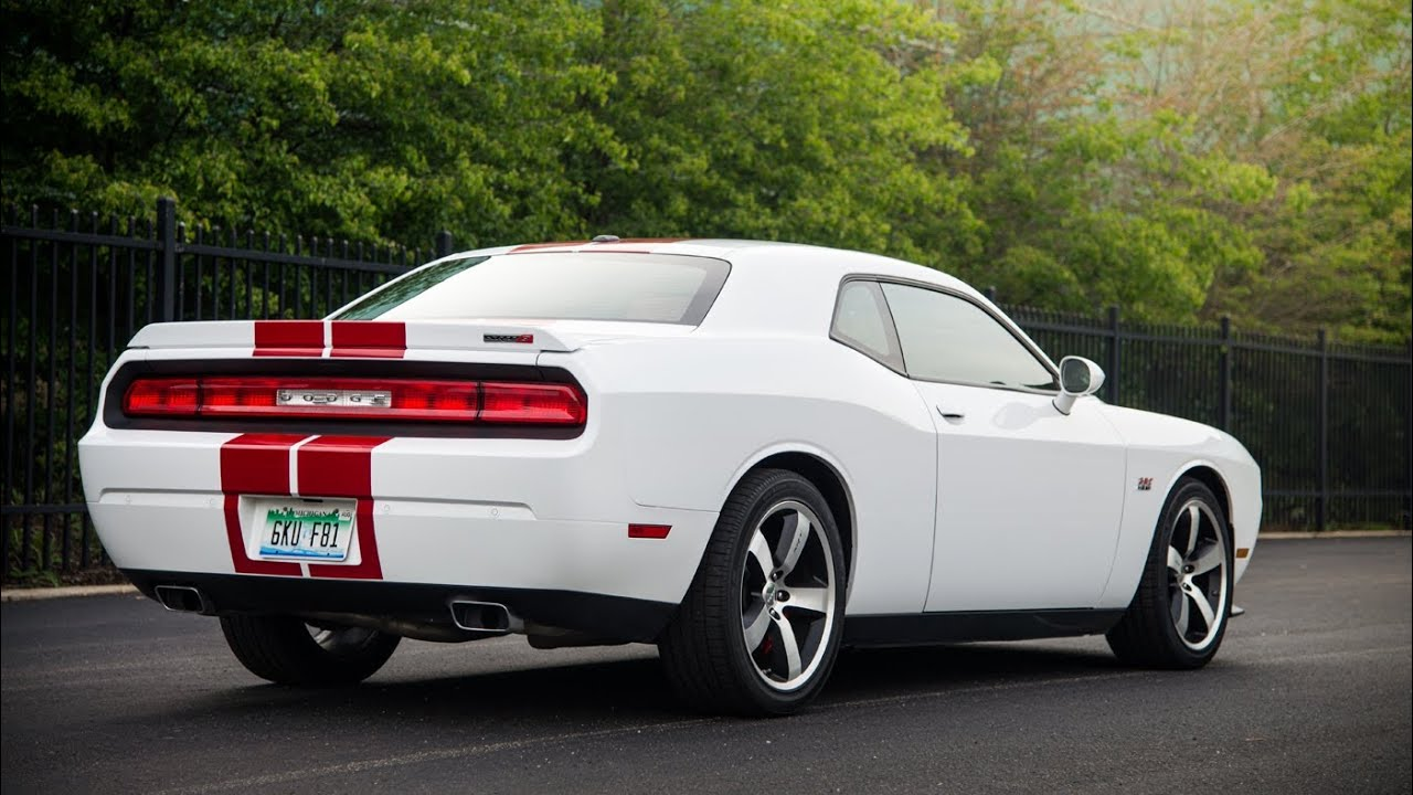 2013 Dodge Challenger Srt8 392 Wr Tv Pov Test Drive