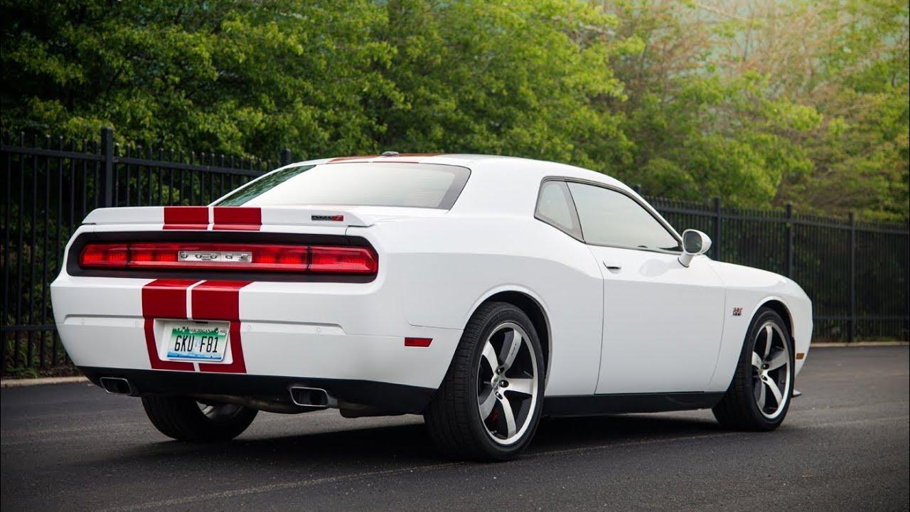 2013 Dodge Challenger Srt8 392 Wr Tv Pov Test Drive