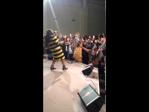 The SOUND OF FREEDOM (Tasha Cobbs in Macon GA)