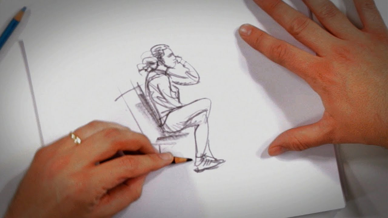 Make sketches of your photo