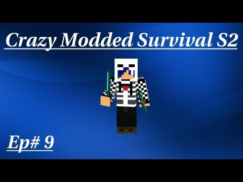 Crazy Modded Survival: Ur-Ghast Boss Fight! |Ep 9|