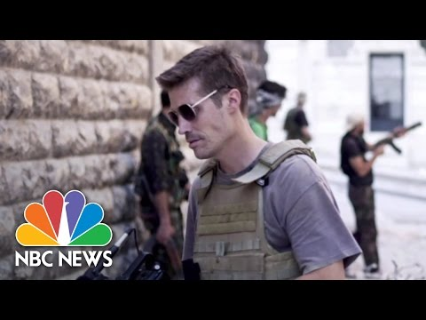 James Foley ISIS Killing Prompts World Response | NBC News